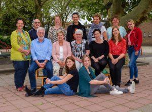 Prinses Beatrixschool Renkum - Foto leerkrachten